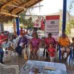 Zonas rurales de La Paz, reciben pensiones del programa alimentario.