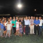 Nuevo Sistema de Alumbrado Ecológico en la Unidad Deportiva Don Koll inaugura alcaldesa Armida Castro