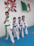 Niños de La Paz  al Torneo de las estrellas de TKD