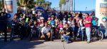 Gran convivencia familiar dejó el Circuito Ciclista Interescolar, dentro de los festejos de Fundación de Loreto.