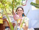 Se celebran actividades gastronómicas y culturales en el marco de las Fiestas Patronales de Nuestra Señora de Guadalupe