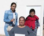 INSTITUTO DE VIVIENDA ENTREGÓ ACCIONES DE VIVIENDA A FAMILIAS DE MULEGÉ Y LORETO