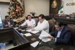 Firman convenio de reconocimiento de adeudo, el Gobierno del Estado y el ISSSTE.
