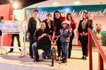 Celebrando la magia de la niñez, la alcaldesa Armida Castro disfrutó del festival de Reyes Magos con familias de La Ribera y Santiago