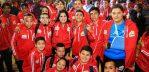 """""""Porten con respeto y honra la bandera de Los Cabos""""; instó la alcaldesa Armida Castro a los 613 atletas inscritos en la Olimpiada Estatal 2020"""