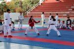La selección municipal de Karate de Los Cabos, cierra fuerte su preparación para la competencia estatal