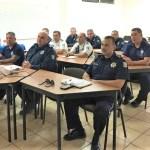 POLICÍAS ESTATALES CONTINÚAN TRABAJANDO EN ESQUEMAS DE CAPACITACIÓN AL SERVICIO