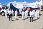 La Caravana de Salud Municipal otorga medicamento gratuito, en apoyo a la economía de las familias cabeñas
