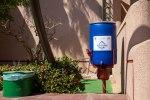 Instala Oomsapas Los Cabos Lavamanos Comunitarios en Hospitales de Cabo San Lucas