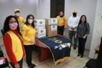 SECRETARÍA DE SALUD RECIBE DONACIÓN EN EQUIPO DE PROTECCIÓN PERSONAL