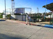 03 Continúa la desinfección en espacios deportivos de Los Cabos 3