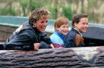 La curiosa tradición de Diana de Gales que una amiga mantiene viva para los nietos de la princesa