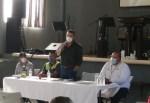 Autoridades se reúnen con líderes religiosos por COVID19