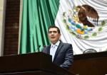 """MARES AGUILAR DEMANDA CERTIFICAR ANTE NOTARIO TODA DECLARACIÓN POLÍTICA DE AMLO DURANTE """"MAÑANERAS""""; ACUSA INEQUIDAD RUMBO AL 2021"""