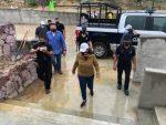 Aún con lluvias alcaldesa Armida Castro encabeza jornada de limpieza en CSL