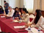 Cumple alcaldesa Armida Castro con el análisis del proyecto de la nueva planta desalinizadora ante el Congreso del Estado