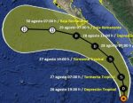 Ante el pronóstico de lluvias Protección Civil Los Cabos mantiene el llamado a seguir las recomendaciones