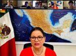 SOSTIENE LUIS ARAIZA DIÁLOGO CON EMBAJADA DE MÉXICO EN EUA