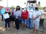 Entregan obras con valor superior a los $14 millones de pesos para las familias de la comunidad de La Playa en SJC