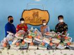DIF Los Cabos y Sabores de Baja colaboran en la entrega de apoyos a los adultos mayores