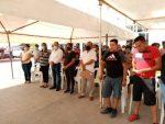 CON LOS DEBIDOS HONORES DESPIDEN A AGENTE DE SEGURIDAD PUBLICA MUNICIPAL