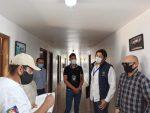 De manera conjunta CEDH y CNDH supervisanlos Centros de Rehabilitación
