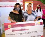 """A través del programa """"Con mi Alcaldesa Emprendo"""" se beneficia a productores de la zona rural de Los Cabos"""