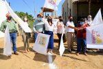 ¡Alcaldesa Armida Castro cumple! Inician obras de pavimentación en San José Viejo