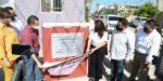 Vecinos de Lomas del Sol en CSL reconocen al Gobierno Municipal por lograr la pavimentación de la calle Sistema Solar