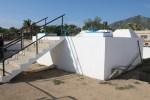 Rescata Oomsapas Los Cabos cárcamo abandonado, para beneficio de los habitantes de Vista hermosa en SJC