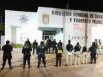 INFORMA SEGURIDAD PÚBLICA LOS HECHOS OCURRIDOS EN EL MALECÓN DE LORETO