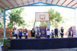 ESTUDIANTES DE PRIMARIA RECIBEN APOYO DE CELULARES DEL CLUB ROTARIO BAHÍA DE LA PAZ