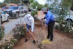 INDEM Los Cabos continúa fomentando la rehabilitación de espacios deportivos y parques
