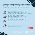 INVITA SETUES A CURSO DE FACEBOOK PARA REACTIVACIÓN TURÍSTICA