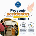 BUSCA SALUD ESTATAL PREVENIR ACCIDENTES EN HOGARES