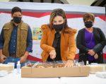 Bajo estrictas medidas de higiene, sigue alcaldesa Armida Castro fomentando tradiciones que nos dan identidad