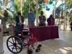 DIF Los Cabos y Fundación Orsan se unen para dotar de sillas de ruedas a quien más lo requiere