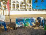 Nuevos módulos para acopio de residuos sólidos en playas de Los Cabos