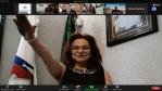 TOMA PROTESTA NUEVA DIRECTORA DEL CONSEJO SUDCALIFORNIANO DE CIENCIA Y TECNOLOGÍA