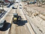 Se han rehabilitado más de 32 mil kilómetros de calles y caminos de terracería en Los Cabos