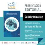 """LIBRERÍA DEL ISC PRESENTARÁ EL LIBRO """"CALICHRONICATION"""""""