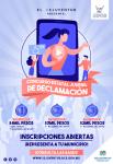 """CONTINÚA ABIERTO EL REGISTRO PARA EL CONCURSO DE """"LA BANDERA NACIONAL"""""""