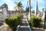 Se mantienen protocolos de prevención de COVID-19 en Panteones de Los Cabos