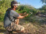Estudiante de la UABCS recibe beca para certificarse como anillador científico de aves