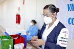 INSISTE BCS EN QUE SE VACUNE CONTRA COVID AL PERSONAL MÉDICO PRIVADO