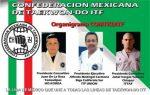 Nombran a entrenador de la UABCS como presidente por BCS en la Confederación Mexicana de Taekwon-do ITF