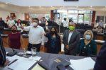 Toman protesta 2 integrantes del Consejo Consultivo de la Comisión Estatal de los Derechos Humanos