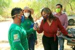 Entrega alcaldesa Armida Castro más y mejores herramientas para la protección del Estero de San José del Cabo
