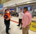 Protección Civil de Los Cabos continúa verificando que se respeten las medidas sanitarias en locales y negocios de CSL