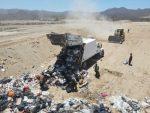 Titánica la labor de Servicios Públicos en Los Cabos; casi 285 mil toneladas de basura doméstica se han retirado de los hogares cabeños